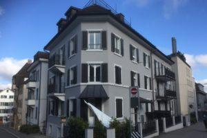 MFH Zürich Vogelsang Ansicht Aussen Süd