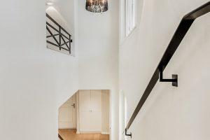 Umbau EFH Uitikon Treppenhaus