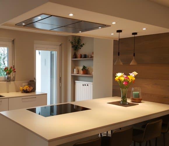 Umbau Küche Richterswil